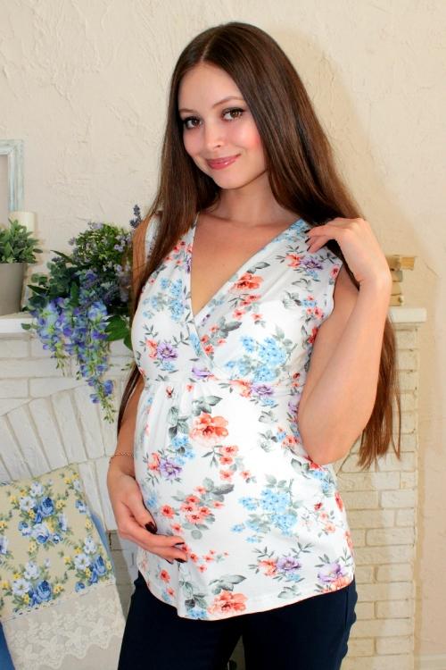 Майка для беременных и кормящих