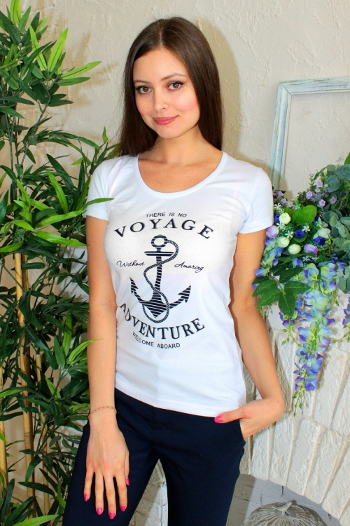 """Футболка """"Voyage"""""""