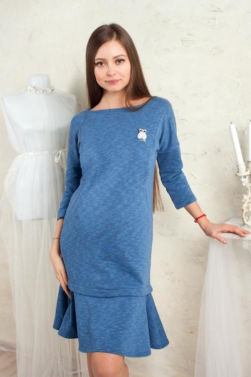 """Платье для беременных и кормящих """"OWL"""""""