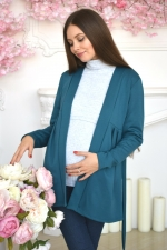 Кардиган для беременных