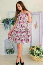 """Платье """"Цвет"""""""