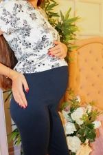 Лосины для беременных (утепленные)