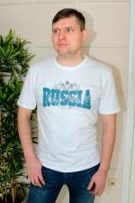 "Футболка ""Russia"""
